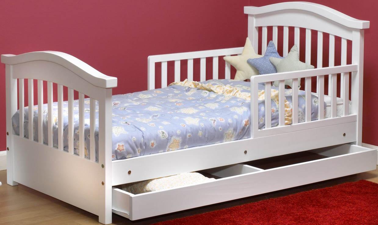 фото кровати детские от 3 лет